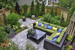 Interlock paving patio tiles Montreal, L'Entreprise Générale Paysagiste Riccardi photo