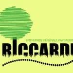 logo entreprise paysagiste Riccardi, spécialiste en réparation de fondation
