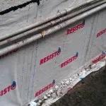 exemple 1 de réparation de fondation