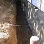 exemple 4 de réparation de fondation